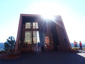セドナ チャペル・オブ・ホーリークロス Chapel of the Holy Cross