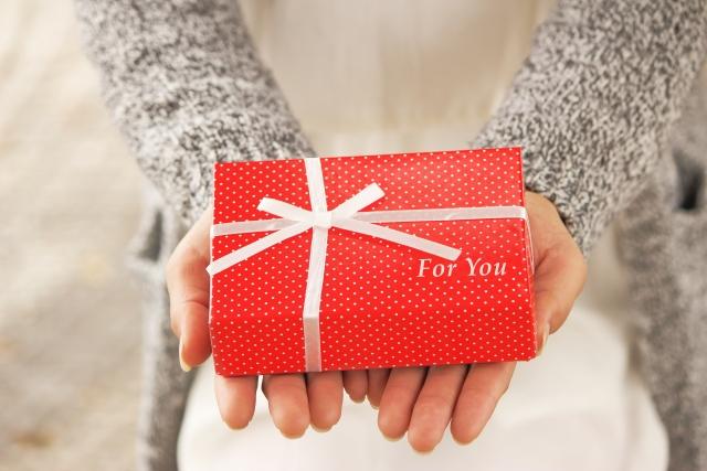 チョコ以外に気持ちのこもったプレゼントもあげよう