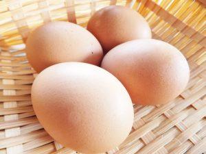 大寒の日には金運UP!大寒の卵を是非!