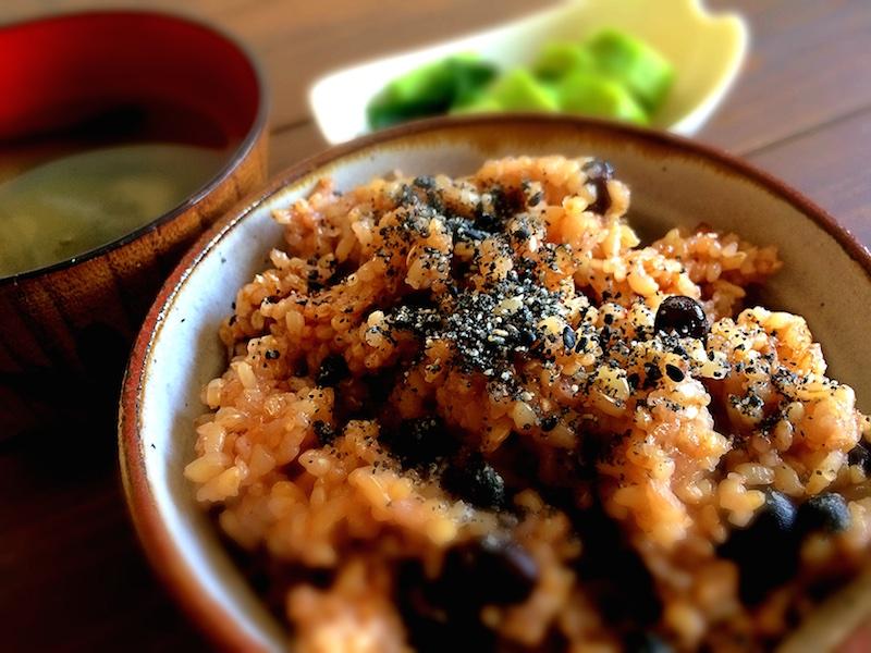 ダイエット 寝かせ 玄米