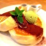 嵐にしやがれ紹介のパンケーキ!Banks渋谷ティラミスパンケーキ(旧:スコッチバンク)