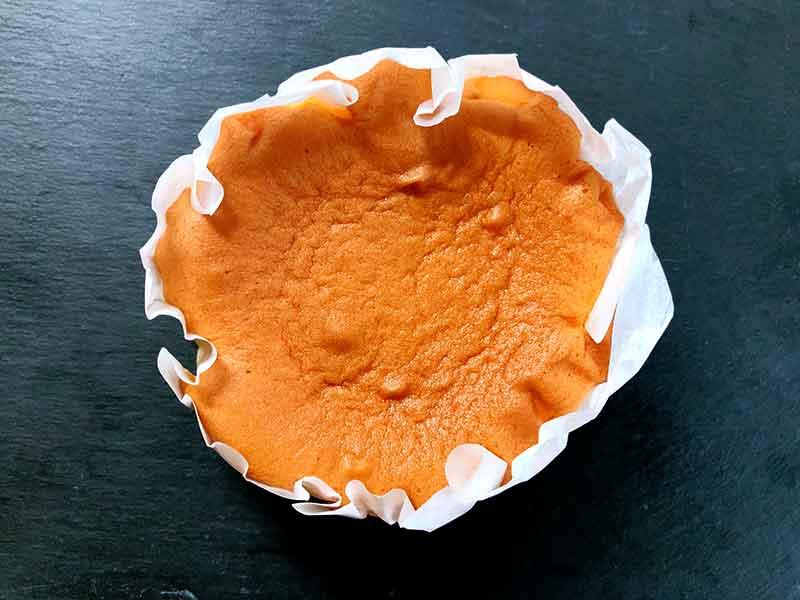 糖質制限に低糖質カステラケーキ
